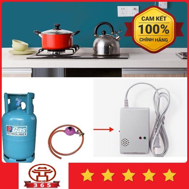 Đại lý phân phối CẢM BIẾN BÁO GAS KHÔNG DÂY SG-2008C
