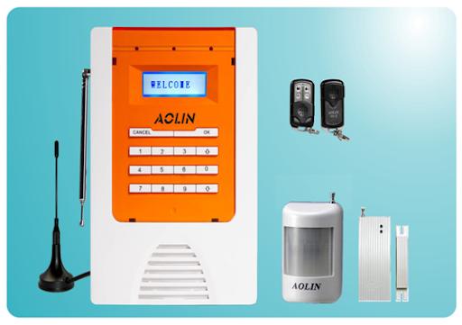 đại lý phân phối BỘ BÁO ĐỘNG AOLIN AL-6088GSM