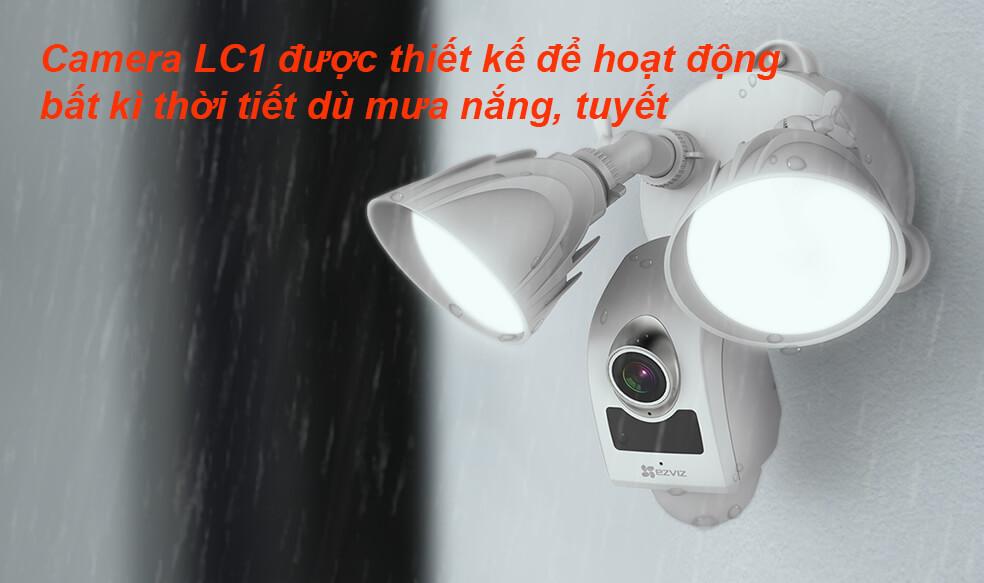 Phân phối Camera EZVIZ LC1 CS-LC1-A0-1B2WPFRL chính hãng tại Hà Nội
