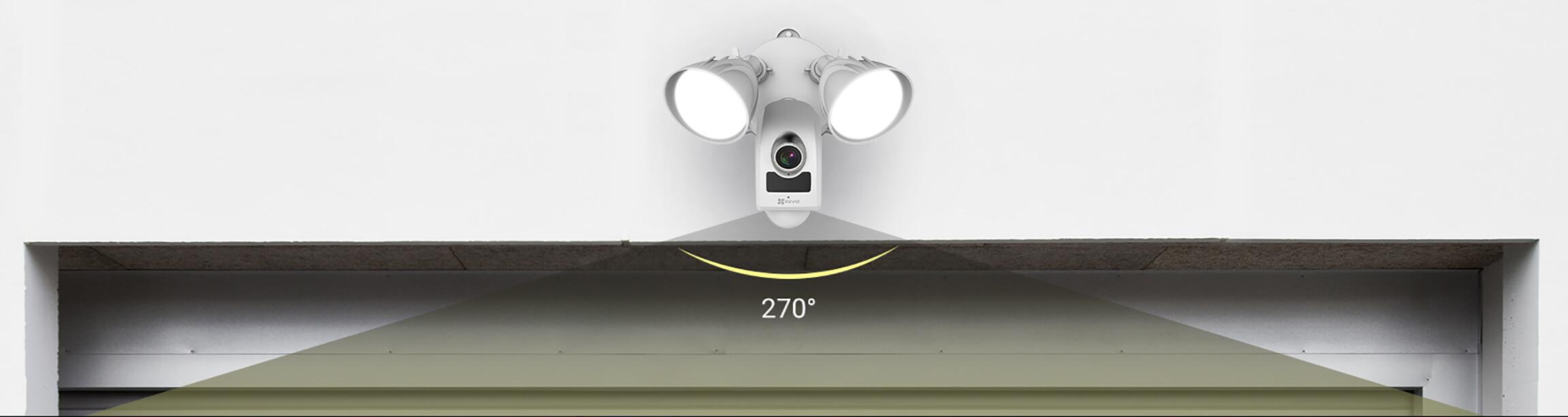 Dịch vụ Bán và lắp đặt Camera EZVIZ LC1 CS-LC1-A0-1B2WPFRL giá rẻ