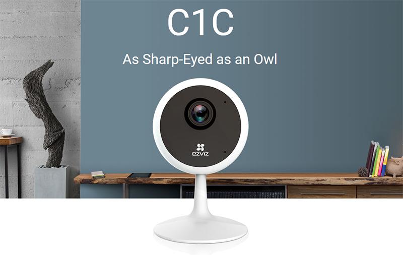 Địa chỉ bán Camera Ezviz CS-C1C (C1C 1080P) uy tín tại Hà Nội