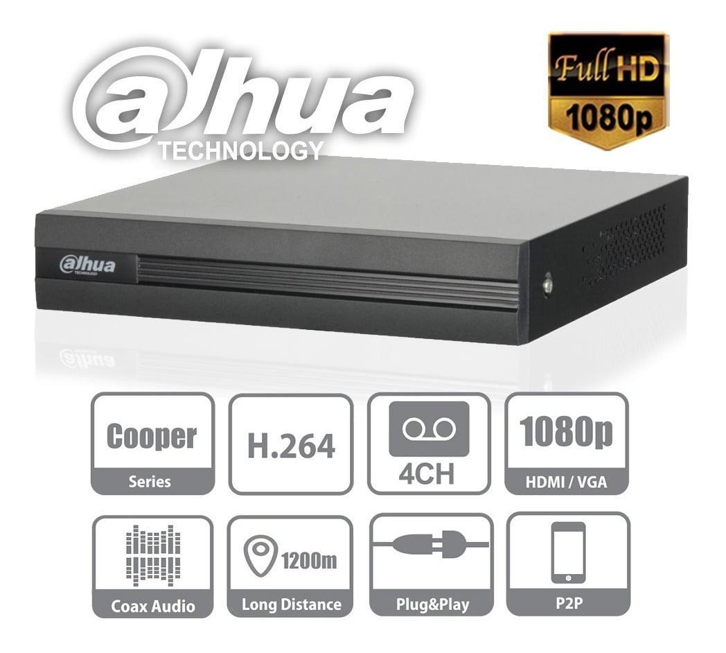 Phân phối Bộ 1 Camera 2.0Mp Dahua (Trong Nhà Hoặc Ngoài Trời)