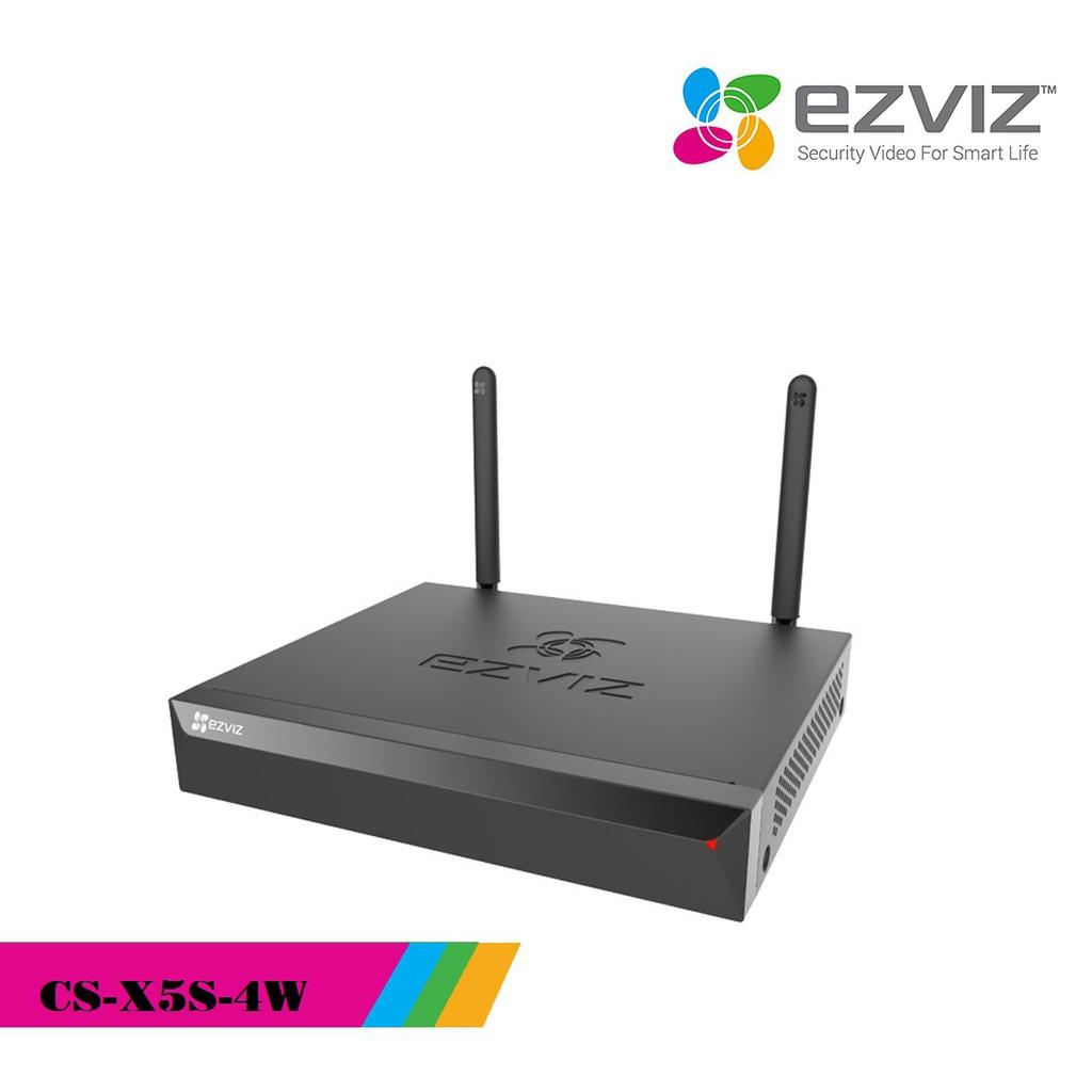 Đại lý phân phối BỘ KIT CAMERA IP WIFI EZVIZ CS-BW3424B0-E40