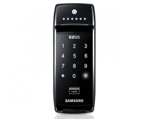 KHOÁ CỬA ĐIỆN TỬ SAMSUNG SHS-2320XMK/EN chính hãng giá rẻ