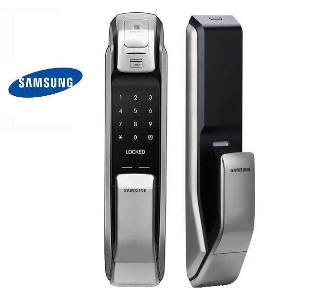 Khoá cửa điện tử SAMSUNG SHP-DP728BK/EN