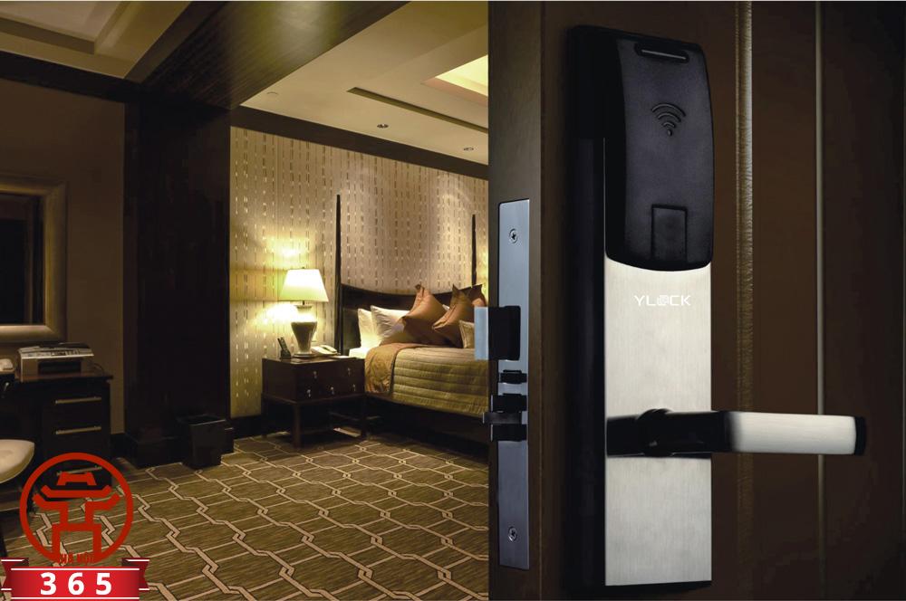 Khóa cửa điện tử dành cho khách sạn YLOCK YL-9936