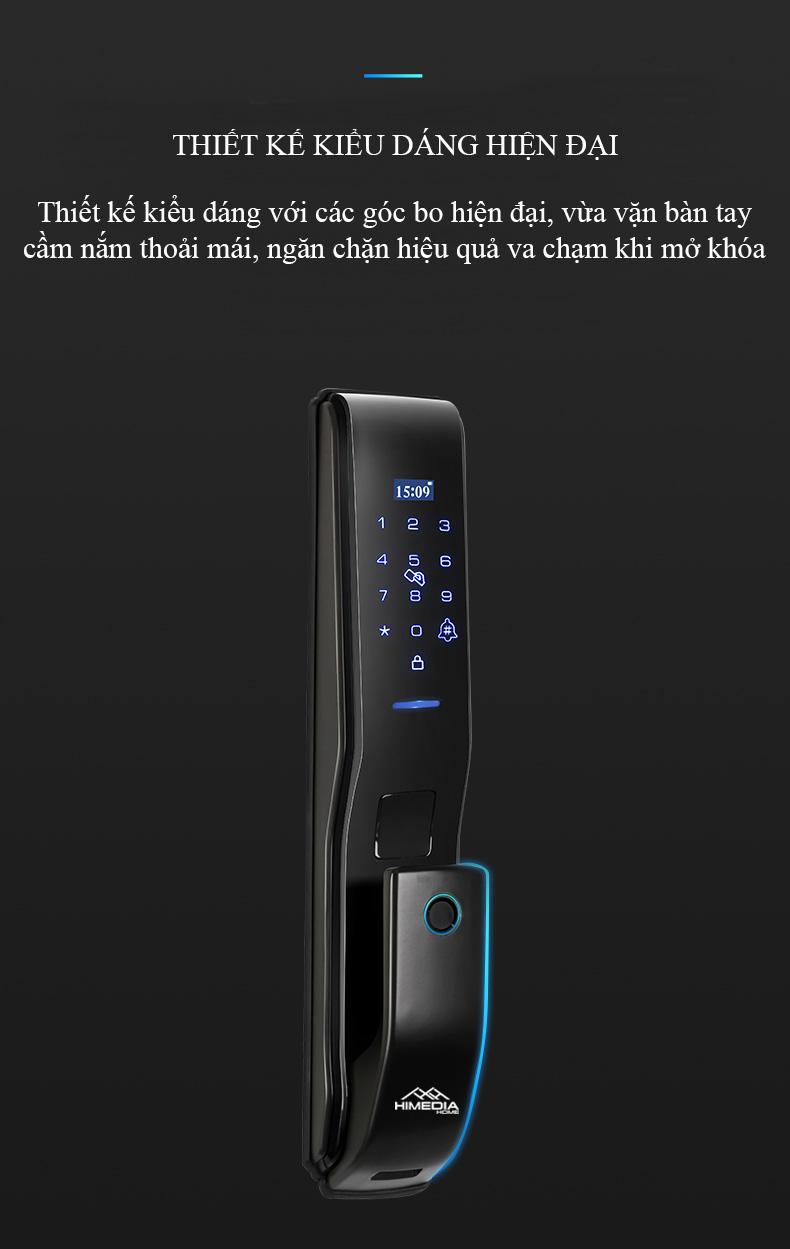 bán Khoá cửa điện tử HIMEDIA HOME H38