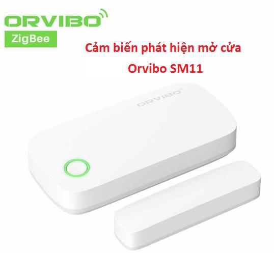 Phân phối CẢM BIẾN PHÁT HIỆN MỞ CỬA ORVIBO SM11