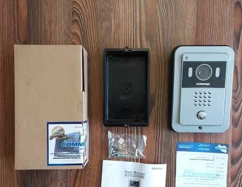 Camera chuông cửa COMMAX DRC-4FC - Được Phân Phối Tại Hà Nội 365