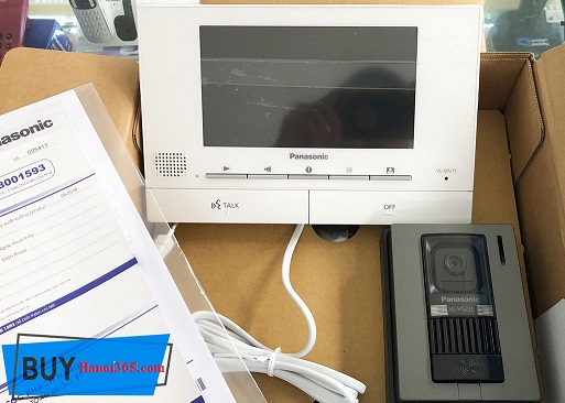Bộ chuông hình 7inch Panasonic VL-SV71VN được phân phối tại Hà Nội 365