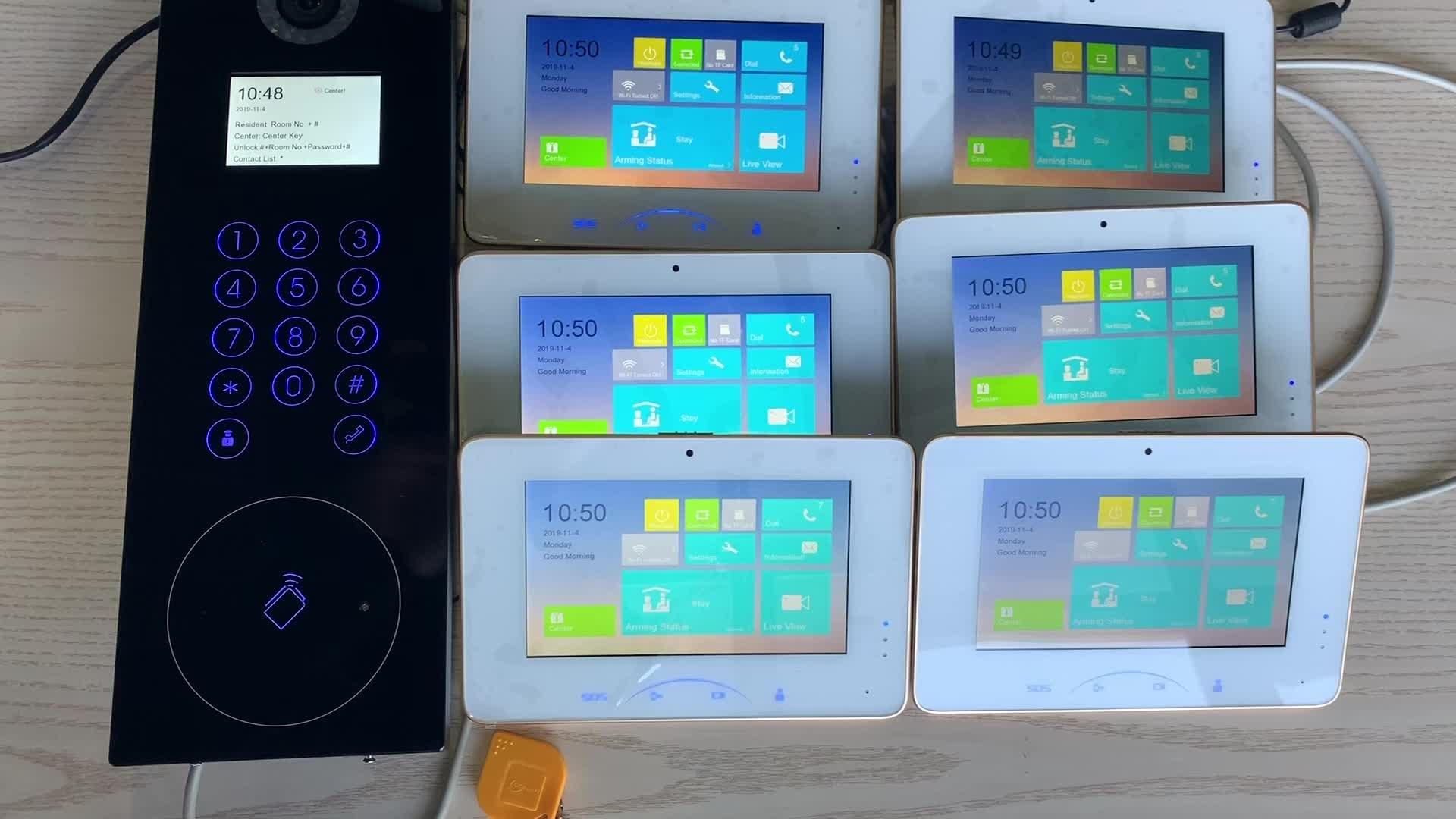 Nút chuông cửa IP HIKVISION DS-KD8102-V - Được Phân Phối Tại Hà Nội 365