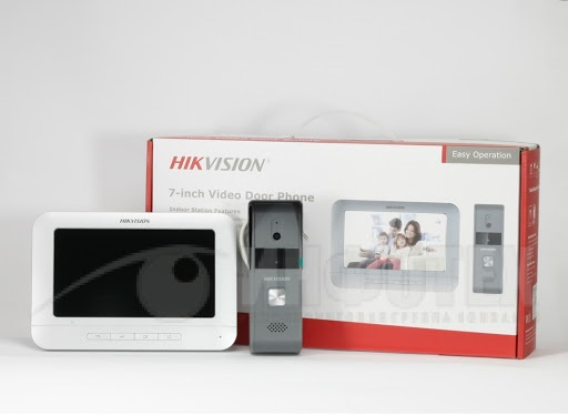chuông hình màu Analog HIKVISION DS-KIS203