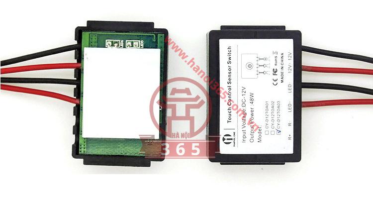 Hà Nội 365 phân phối công tắc cảm ứng dán gương MARVEL ONE CY-D12TOA03