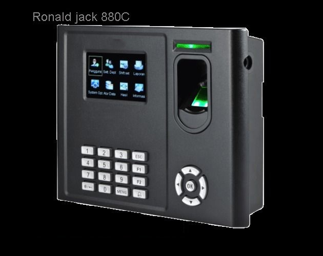 Máy chấm công Ronald jack 880C