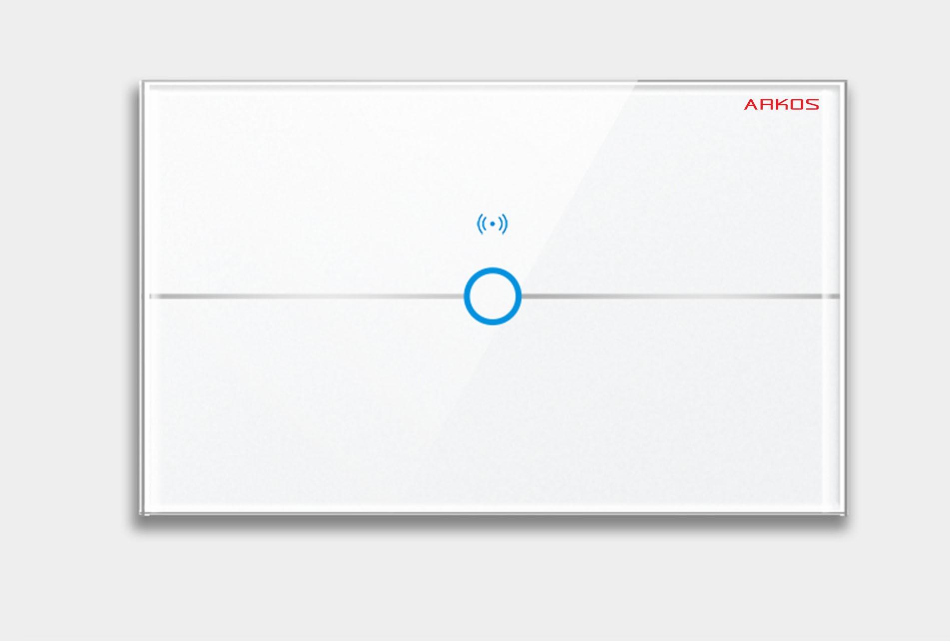 Địa chỉ bán CÔNG TẮC 1 NÚT ARKOS  HCN AR-SWC1-GOT1 giá rẻ