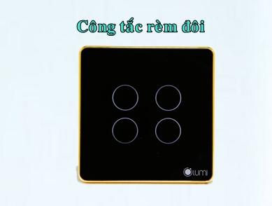 Nơi bán BỘ ĐIỀU KHIỂN RÈM CỬA ĐÔI LUMI LM-S4C giá rẻ