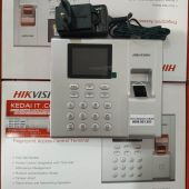 Bán Máy chấm công vân tay HIKVISION DS-K1T8003MF rẻ nhất Hà Nội