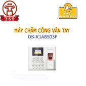 Đại lý phân phối Máy chấm công vân tay HIKVISION DS-K1A8503F chính hãng