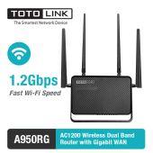 Mua Bộ Phát Wifi Totolink A950RG AC1200 ở đâu uy tín