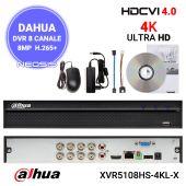Bán Bộ 8 Camera 4.0Mp Dahua (Trong Nhà Hoặc Ngoài Trời) chính hãng tại Hà Nội