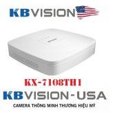 Bán Bộ 8 Camera 2.0Mp KBVISION (Trong Nhà Hoặc Ngoài Trời) chính hãng tại Hà Nội