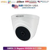 Lắp đặt Bộ 7 Camera 2.0Mp KBVISION (Trong Nhà Hoặc Ngoài Trời) uy tín chất lượng