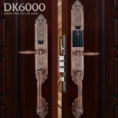 lắp đặt khóa vân tay 5ASYSTEMS DK6000 tại hà nội