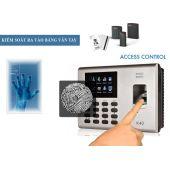 Sửa chữa Máy chấm công vân tay và thẻ Kobio K40
