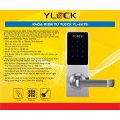 Đại lý phân phối khóa cửa Khóa cửa điện tử YLOCK YL-6675 tại Cầu Giấy