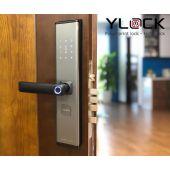 Khóa cửa điện tử YLOCK YL-8882 lắp đặt tại Hà Nội
