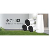 Bộ 3 Camera Ezviz BC1C-B3