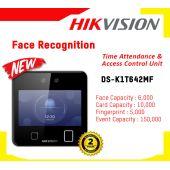 Bán Máy chấm công nhận diện khuôn mặt Hikvision DS-K1T642MFW