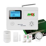 Bán THIẾT BỊ BÁO ĐỘNG CHỐNG TRỘM AMOS AM-GSM74 giá rẻ