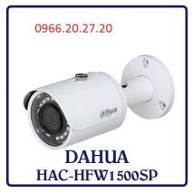 Lắp đặt CAMERA DAHUA DH-HAC-HFW1500SP giá rẻ
