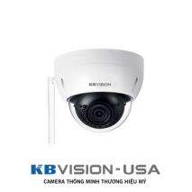Camera IP Wifi Dome 2.0MP KBONE KN-2002WN chính hãng giá rẻ