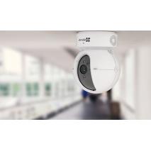 lắp đặt Camera Ezviz CS-CV246-B0-1C1WFR (C6CN 720P)