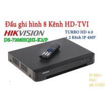 Mua Đầu ghi hình HIKVISION DS-7208HQHI-K2 ở đâu uy tín