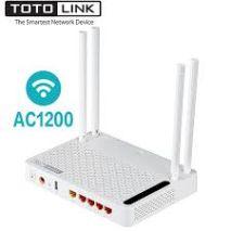 Bán Bộ phát wifi Totolink A3002RU AC 1200Mbps rẻ nhất Hà Nội