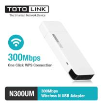 Mua USB thu sóng Wifi ToToLink N300UM ở đâu uy tín