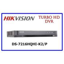 Lắp đặt, sửa chữa Đầu ghi hình Hikvision DS-7216HQHI-K2/P uy tín nhất Hà Nội