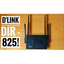 Bán BỘ PHÁT WIFI D-LINK BĂNG TẦN KÉP DIR-825+ giá rẻ