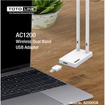 Mua USB Thu Sóng Wifi Totolink A2000UA ở đâu uy tín