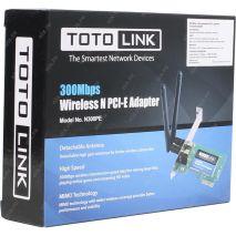 Bán Card Mạng Wifi PCI- E Totolink N300PE rẻ nhất Hà Nội