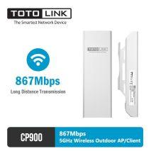 Mua Thiết bị phát Wi-Fi TotoLink CP900-TG ở đâu uy tín