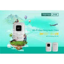 Bán Bộ Phát Wifi 4G Totolink - MF150 giá rẻ