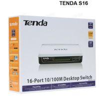 Mua Bộ chia mạng Switch 16 port Tenda S16 ở đâu uy tín