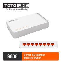 Mua Thiết bị chia mạng Switch Toto-link S808 ở đâu uy tín