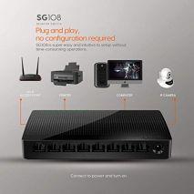 Nơi bán Bộ chia mạng Switch 8 port Tenda SG108 chính hãng
