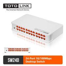 Bán Thiết bị chia mạng Switch Toto-Link SW24D chính hãng