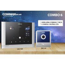 địa chỉ bán CAMERA CHUÔNG CỬA COMMAX DRC-4U giá rẻ